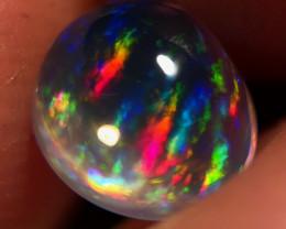 ++ Brilliant Mexican 0.86ct Crystal Opal (OM)