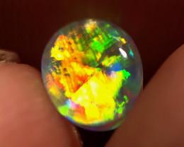 ++ GEM Mexican .645ct Crystal Opal (OM)