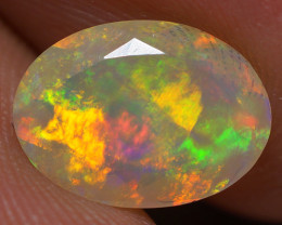 1.32 CT Top Quality Welo Ethiopian Faceted Opal - EB111
