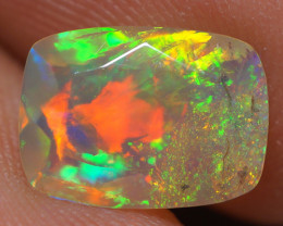 1.18 CT Top Quality Welo Ethiopian Faceted Opal - EB120
