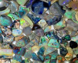 420ct Potch&Color Lightning Ridge Rough Opal Parcel [LRR-034]