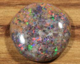 3.85ct -LIFE IS A CABARET!- Andamooka Matrix opal [21245]
