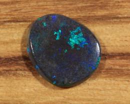 1.00ct -RIGHT ROYAL BLUETY-Andamooka Matrix opal [21283]