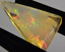 Freeform facet Ethiopian Opal  1.65 Cts. (CV23L10 )