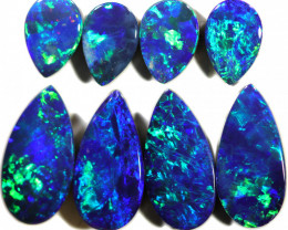 3.35 CTS DOUBLET OPAL PAIRS [SEDA2101]