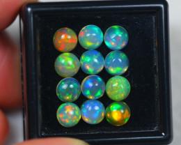 4.52Ct Natural Ethiopian Welo Opal Lot JA806