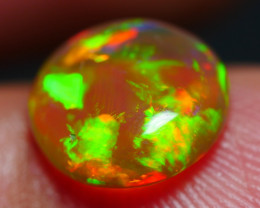 1.25 CRT DARK BASE CRYSTAL ROUND ROLLING FLASH NEON PATTERN PLAY COLOR WELO