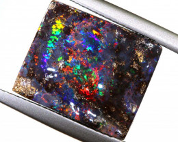 6.90-CTS QUALITY BOULDER OPAL POLISHED STONE  INV-1212