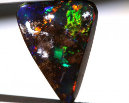 4.23-CTS QUALITY BOULDER OPAL POLISHED STONE  INV-1214