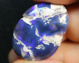 49.4 cts Australian  Opal Lightning Ridge  Specimen  Polished Rough