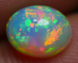 1.25 CRT BEAUTY ROLLING FLASH WELO CHAFF PATTERN PLAY COLOR WELO OPAL