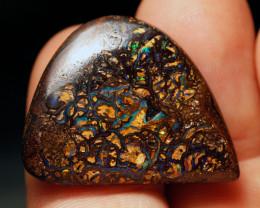 37ct Koroit Boulder Matrix Opal, Natural Australian Solid Opal, Real Opal