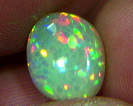 3.45 cts Ethiopian Welo HONEYCOMB brilliant opal N5 5/5