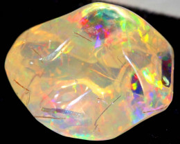 3 CTS MEXICAN FIRE OPAL STONE   FOB-1845