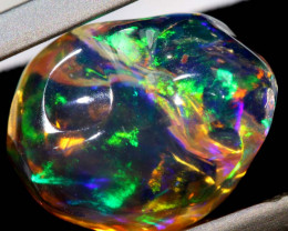4.2 CTS MEXICAN FIRE OPAL STONE   FOB-1852