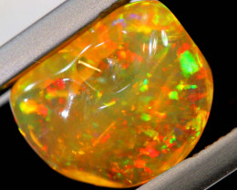 2.9 CTS MEXICAN FIRE OPAL STONE   FOB-1856