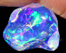 4.8 CTS MEXICAN FIRE OPAL STONE   FOB-1859