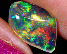 1.8 CTS MEXICAN FIRE OPAL STONE   FOB-1868