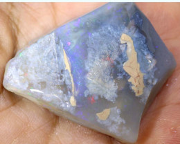 50 CTS - DARK OPAL ROUGH  L. RIDGE   DT-1651
