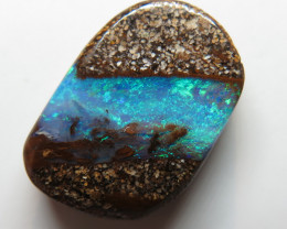 6.85ct Queensland Boulder Pipe Opal Stone