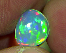 1.95 ct Ethiopian Welo PUZZLE CELLS crystal opal N9 4,5/5