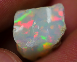 4.30 CRT WELO OPAL ROUGH MULTICOLOR ETHIOPIAN OPAL