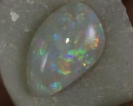 multi colored Coober Pedy opal