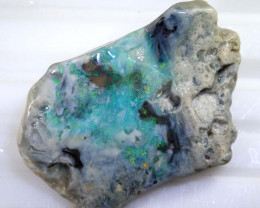 30 CTS BLACK OPAL ROUGH   DT-1882
