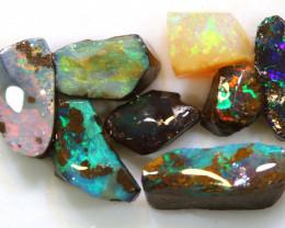 15.15cts Boulder Opal Pre Shaped Rub Parcel DT-1991