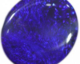 7.20 CTS BLACK OPAL STONE -LIGHTNING RIDGE- [LRO544]