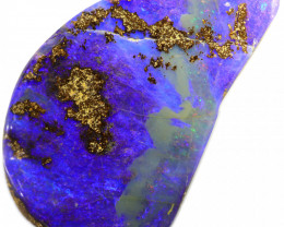 58.35 CTS BOULDER OPAL STONE [BMA4687]