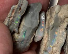 280 Carats of Lightning Ridge Rough Opals,#365