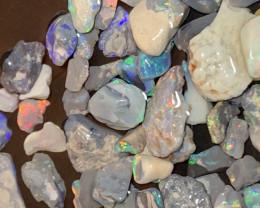 480 Carats of Solid/Natural Lightning Ridge Rough Opal, #373