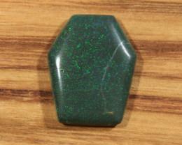 12.95ct -HALOWEEN STONE- Andamooka Matrix opal [21325]