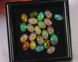 6.60cts Ethiopian Welo Opal Parcel Lot / BB09