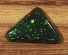 1.40ct -LUCK OF THE IRISH- Andamooka Matrix opal [21392]