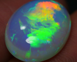 7.00 CRT BRILLIANT BROAD STRIPE FLORAL PATTERN PLAY COLOR WELO OPAL