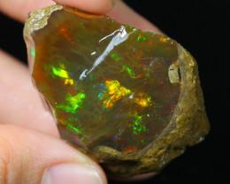 96ct Ethiopian Crystal Rough Specimen Rough / 1602