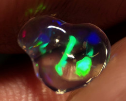 Brilliant Water - Mexican 0.8ct Crystal Opal (OM)