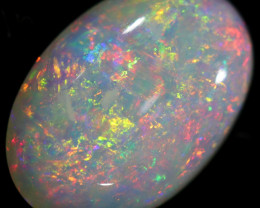 1.23 CTS SOLID WHITE CLIFFS OPAL-POLISHED[LRO557]