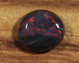 0.35ct -THE CRIMSON HEART- Lightning Ridge Opal [21397]
