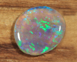 0.40ct -CRYSTAL CANDY-Lightning Ridge Crystal Opal [21424]