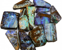 2050.80 cts AmazingBoulder opal WS962