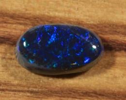 0.95ct -LITTLE BLUE PILL-Lightning Ridge Opal [21452]