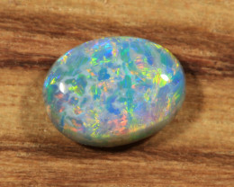 0.95ct -PRECIOUS THINGS-Lightning Ridge Opal [21459]