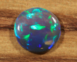 0.65ct -DRACULA RETURNS-Lightning Ridge Opal [21471]
