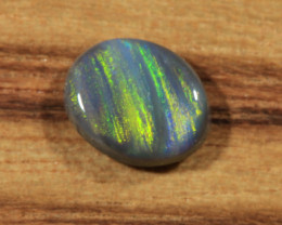 0.60ct- GROOVY BABY!!!-  Lightning Ridge Opal [21480]