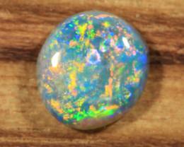 0.60ct -ONE WORD- Lightning Ridge Opal [21481]