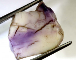 11.6 CTS OPAL FLUORITE ROUGH 'TIFFANY STONE-DT-3076