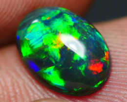 1.20 CRT BRILLIANT SMOKED BROAD FLASH FLORAL PLAY COLOR WELO OPAL-